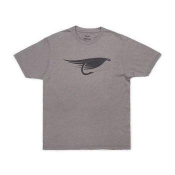 Hooke Fly T-Shirt Platinum Heather