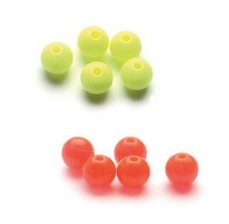 Articulation Beads 3mm - Fluo Salmon Red