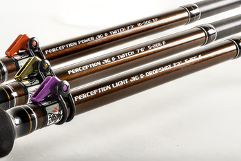 BFT Perception II 7,3', Power Jig & Twitch, F 10-30gr, 2pcs