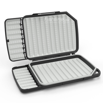 Loop Opti 185 Tactical Fly Box Grey