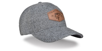 Guideline Keps Flexfit Cap Est.93' Dark Heather Grey