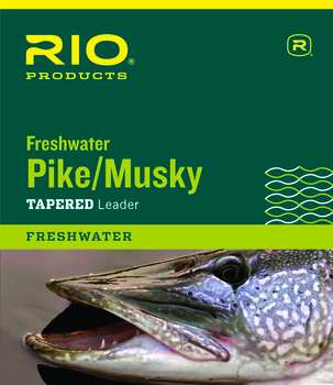 Rio Pike/Musky Leader Knutbar 7,5ft