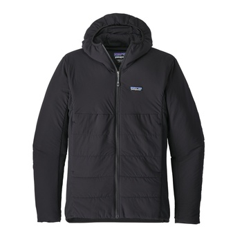 Patagonia Men's Nano-Air® Light Hybrid Hoody Black