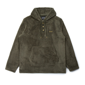 Hooke Grizzly Pullover hoodie Olive