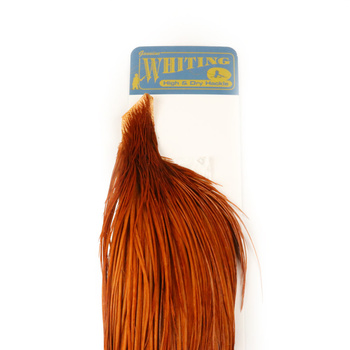 Whiting High & Dry 1/2 Cape - Medium Ginger