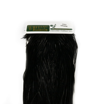 Whiting Herbert Miner Dry Fly Hackle Pro Grade Black