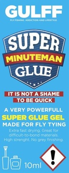 Gulff Minuteman - Gel 10ml
