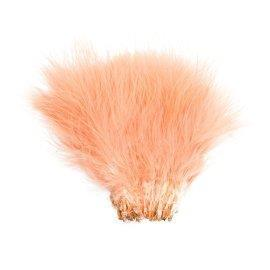 Wolly Bugger Marabou - Peach