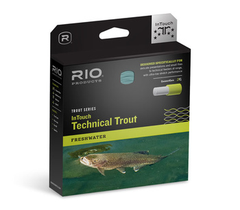 Rio Intouch Technical Trout WF Flytina
