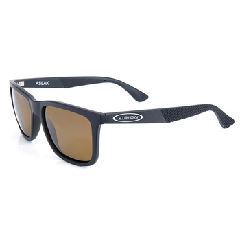 Vision Aslak Sunglasses Brown