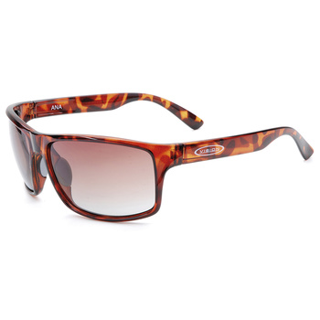 Vision Ana Sunglasses Slide Brown