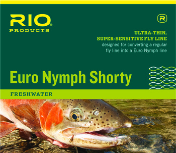 Rio Euro Nymph Shorty #2-5