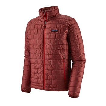 Patagonia M's Nano Puff Jacket Oxide Red