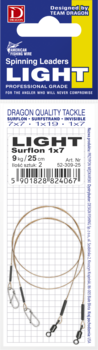 Dragon 7x7 Surfstrand A.F.W. 9kg Light Tafs 2-pack