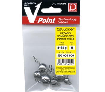 Dragon Flexihead mixpack 6-pack