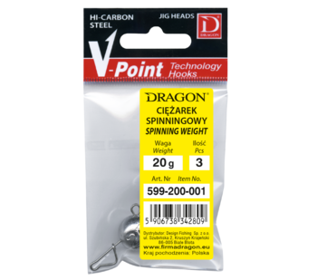 Dragon Flexihead 3-pack
