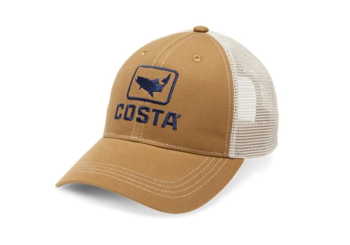 Costa Trout Trucker XL - Working Brown