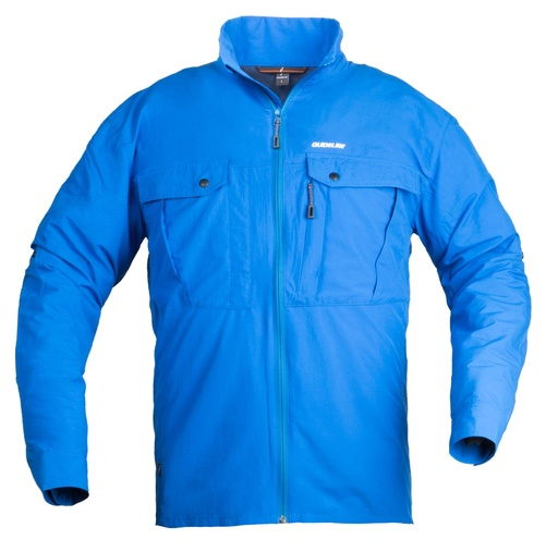 Guideline Alta WindShirt Skjorta Clear Blue - M
