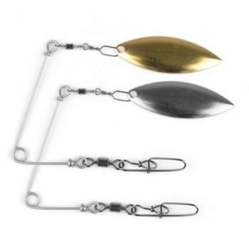 Darts Spinner Rig Perch Willow