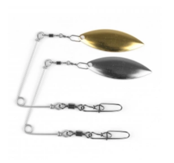 Darts Spinner Rig Pike Willow