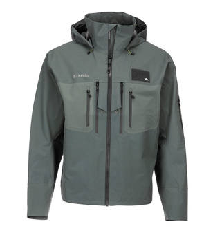 Simms G3 Guide Tactical Jacket Shadow Green