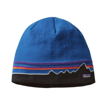 Patagonia Beanie Hat Fitz Roy Andes Blue