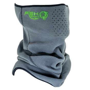 Fish Monkey Yeti Fleece Face Guard