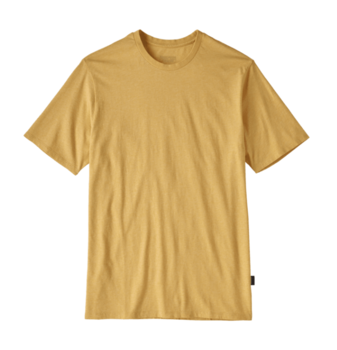 Patagonia M's Road to Regenerative LW t-shirt Surfboard Yellow