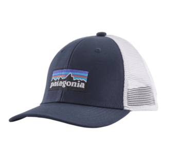 Patagonia Kids Trucker Hat Keps Barn Navy Blue