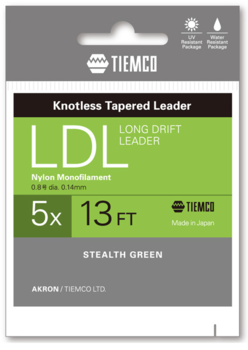 Tiemco Long Drift Leader 13 fot