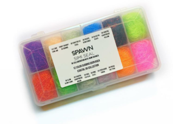 Spawn's UV Simi Seal Coastal UV Dubbing Dispenser