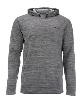 Simms Challenger Hoody Steel Heather
