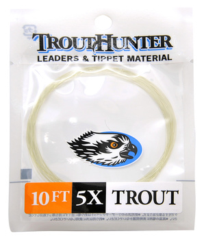 Trout Hunter Nylon Taperad Tafs 10ft