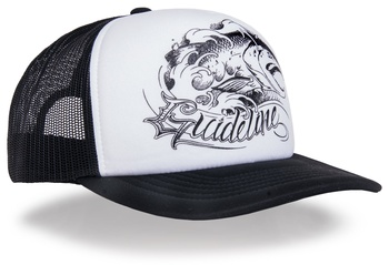 Guideline Angry Salmon Retro Trucker Keps