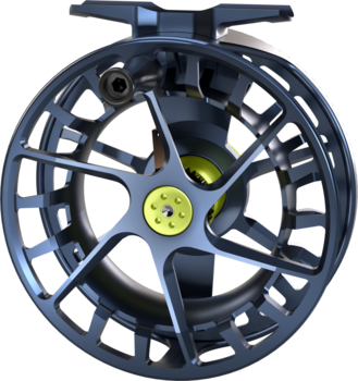 Lamson Speedster HD Flugrulle Midnight