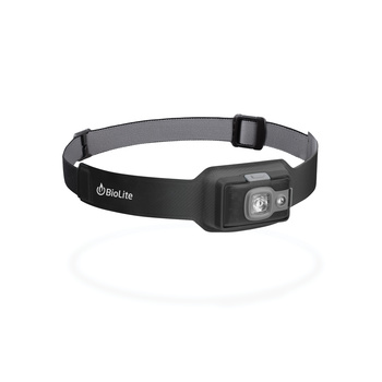 Biolite Headlamp 200 - Midnight Grey Pannlampa