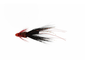 Franc N Snelda Black/Red Tube 13mm