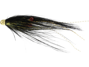 Pattegris Spey Tube 25mm Black/Gold