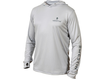 Westin Pro Guide UPF Long Sleeve GT Grey