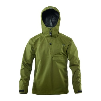 Loop Anorak Jacket Spruce Green