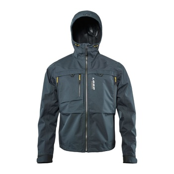 Loop Dellik Wading Jacket Dark Grey