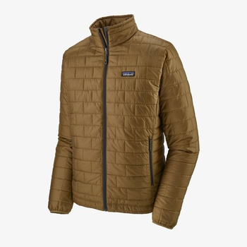 Patagonia Nano Puff Jacket Coriander Brown