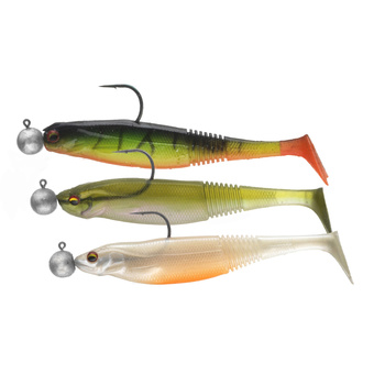 Daiwa Prorex Classic Shad Zander/Perch Kit 1