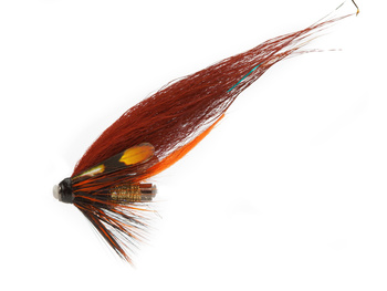 Phatakorva Brown/Orange/Gold Large US Tube