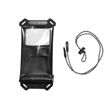 Ortlieb Safe-It Black Transparent