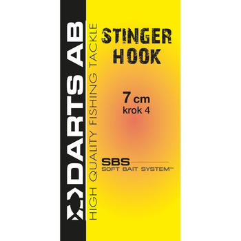 Darts Stinger Hook 2-pack 7cm