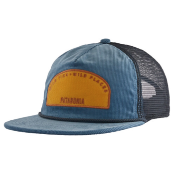 Patagonia Fly Catcher Keps Tombstone Pigeon Blue