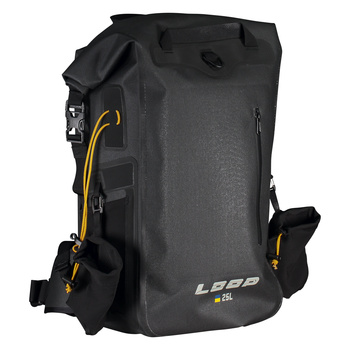 Loop Dry Backpack 25l - Petrol Black