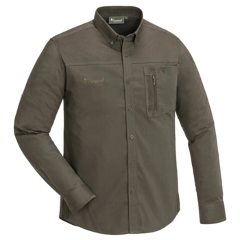 Pinewood Tiveden Ani-Insect Skjorta Olive/Brown