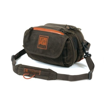 Fishpond Blue River Chest / Lumbar Pack - Peat Moss